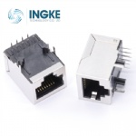 Single Port 2.5G(2500) BASE-T RJ45 Magjack Connector