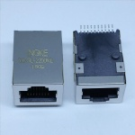 1000Base-T RJ45 Ethernet Connector Gigabit Magnetic Jack SMT(SMD)